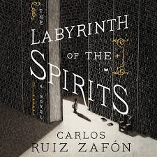 The Labyrinth of the Spirits - Audiobook