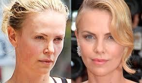 celebrities without makeup 2016