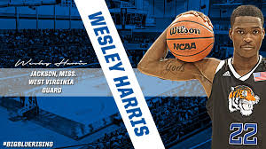 TSUTigers.com - Men's Basketball Signs Wesley Harris