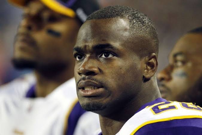 Image result for Adrian Peterson Says He's Been Told Not to Make Cuts, But is Cutting Anyway""