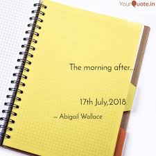 Abigail Wallace Quotes | YourQuote