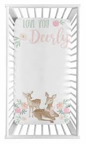 sweet jojo designs blush pink rail covers
