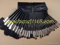 china mac 32pc brush set supplier