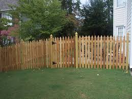Picket Fences Flowery Branch Buford Atlanta Ga Fence Company