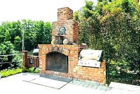 build outdoor fireplace stepinlife biz