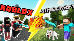 MINECRAFT vs ROBLOX - WHICH IS THE BEST ...