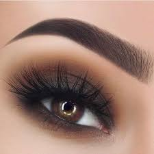 best makeup tips for brown eyes