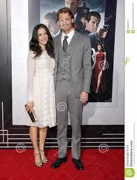 Abigail Spencer Y Josh Pence Fotografía editorial - Imagen de ...