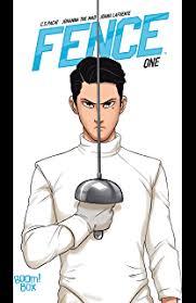 Amazon Com Fence Vol 1 Ebook Pacat C S Pae Shanen Johanna The Mad Kindle Store