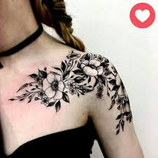 35 Of The Most Popular Shoulder Tattoo Ideas For Women Tatuaze