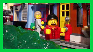 A Slimy Situation - Choose How To Save LEGO City! - YouTube