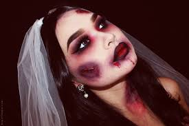 zombie bride makeup lien jae