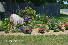 july flower garden tour flower garden