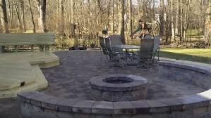 belgard paver patio design by woodridge