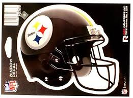 Amazon Com Pittsburgh Steelers Window Decal Sports Outdoors