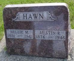 Nellie Myrtle Collins Hawn (1881-1941) - Find A Grave Memorial
