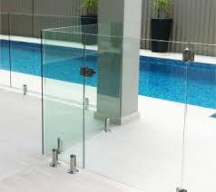 Glass Pool Fencing Sydney Frameless Semi Frameless Glass Fencing