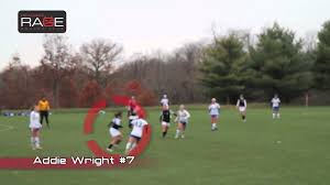 Addie Wright #7 - Reading Rage Highlghts - YouTube