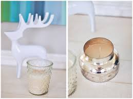 leftover wax and old candle jars
