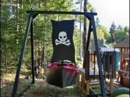 backyard amut ride the pirates