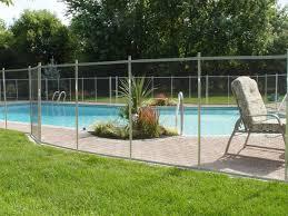 Designer Pool Fence