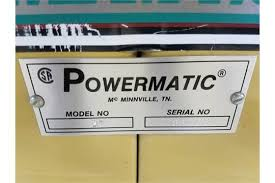 Powermatic Model 27 Shaper S N 9627526 1 1 4 In Spindle Outboard Fence W Pneumatic Clamp 40