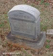 Nannie Ada Thomas Barrett (1869-1945) - Find A Grave Memorial