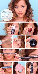 new tutorial waterproof your makeup