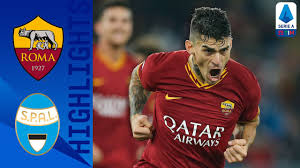 Roma 3-1 SPAL | Roma Recover from Penalty to Overtake SPAL