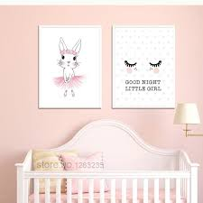 Nordic Style Kids Decoration Girls Baby Pink Posters Prints Kids Room Cartoon Poster Wall Pictures Icon2 Luxury Designer Fix Lakberendezes Targyak