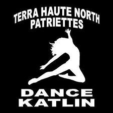 Dancer With Knee Bent Car Window Decal Sport Kids Ltd