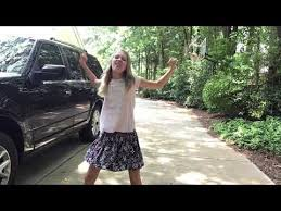 Ida Hall does we like the cars! (Ticktock) - YouTube