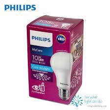 Bóng đèn LED bulb MyCare PHILIPS 10W E27 - Công ty Ánh Sáng