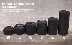 rogue strongman sandbags rogue fitness