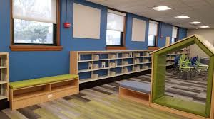 Manchester City Library Children S Room Is Opening