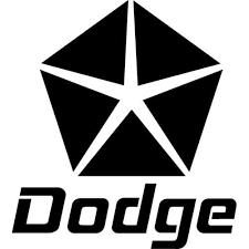 Dodge Decal Sticker Dodge Logo Decal Thriftysigns