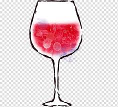 red wine cocktail wine glass hand