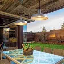 20 modern patio lighting ideas you will