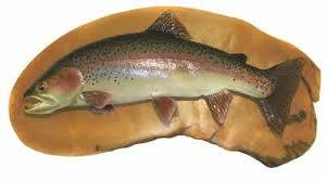 fish taxidermy skin mounts vs