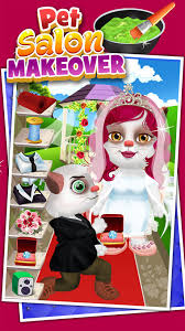 ios pet salon makeup games for kids