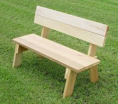 small 36 handcrafted red cedar bench