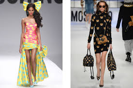 moschino and h m in designer