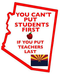 Teacher Advocacy Stickers You Can T Put Students First Or Fair Pay Or Redfored Support Teachers Your School Education Teacher Advocacy Arizona Education