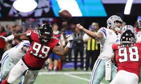 Analysis: Falcons get a steal with new Adrian Clayborn deal