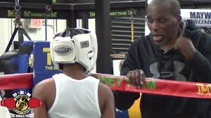 ROGER MAYWEATHER KID DAMIEN VS ...