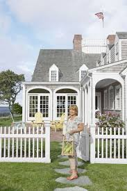 10 Picture Perfect White Picket Fence Ideas White Picket Fence White Picket Fence Garden Picket Fence