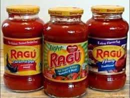 diy homemade ragu or prego spaghetti