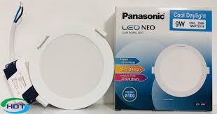 Đèn LED Neo Slim Downlight âm trần 9W Panasonic NNP72278 | Den LED Neo Slim Downlight  am tran 9W Panasonic NNP72278