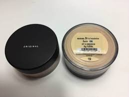 face powder minerals loose powder