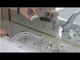 replace a garden tub faucet